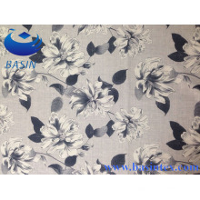 Printing Flower Fasion Linen Sofa Fabric (BS8124)