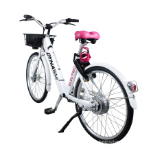 CE certificate popular product electric sharing bike electric bicycle