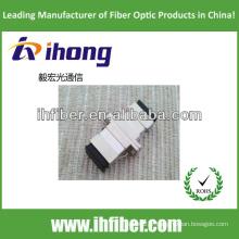 Adaptateur fibre optique SC metal simplex