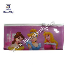 Print Clear PVC Pen Case with Zipper (BLY8 - 0605 PP)