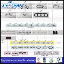 Dichtungssatz für Nissan Zd30 / ED33 / Ga16 / Z24 / 3vz / Ne6