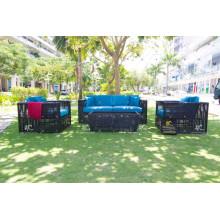 2017 Einfache Design Sofa Set Für Outdoor Garten