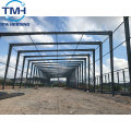 quick assembled metal structure steel frame plant warehouse