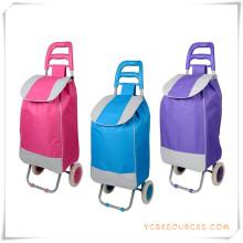 Bolso de la carretilla de las compras de dos ruedas para los regalos promocionales (HA82001)