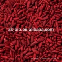 Fornecimento a granel Extrato de arroz de levedura vermelho de alta qualidade