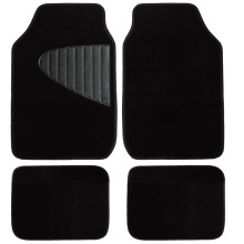 4PCS Universal Car Floor Mats Carpet Floor Mats