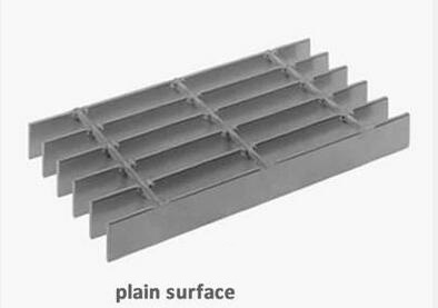 Steel Grating Hot Dipped Galvanized Plain