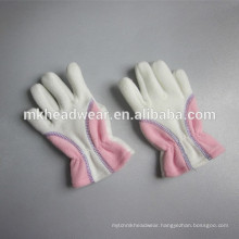 wholesale kids polar fleece gloves