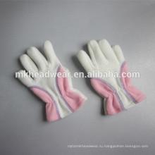 Детские флисовые перчатки оптом