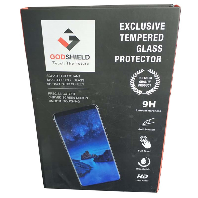 Eye protection tempered film gift box