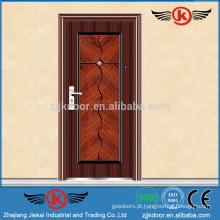 JK-S9053 Design de grade de porta de ferro de aço inoxidável barato