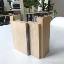 GO-F3 solid wood door frame factory plastic door frame covering decorative door frame