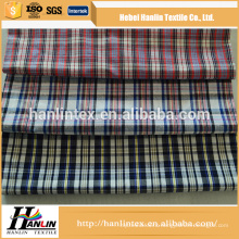 """Gold supplier China TC 45X45 57/58"""" Combed yarn dyed shirt fabric"""