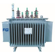 Transformador de distribución de aceite de alta fiabilidad