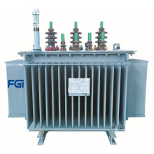 Transformateur de distribution d'huile à haute fiabilité