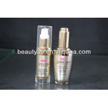 30ml cosmetic plastic acrylic dropper bottles