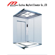 Professional Machine Room Passenger Elevator with Mirro Stainless Steel