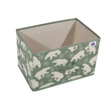 Boîte de dossier décoratif