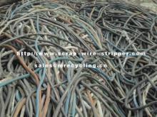 तांबे के तार अलग करना