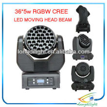 108 36 x 3W LED Moving Head