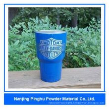 Industrial Blue Electrostatic Powder Coatings