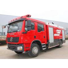 Shaanxi Shacman Firefighting Truck Water Tanker Truck Fire Truck
