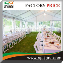 18x20 500 Seats Freestanding Frame Tent with Tables and Chairs for hot sale
