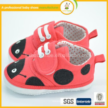 2015 hot sale lovely baby kids shoes