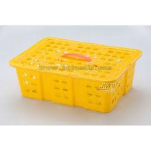 preço fábrica de plástico de alta qualidade produtos domésticos injeção plástico bandeja molde molde de aço