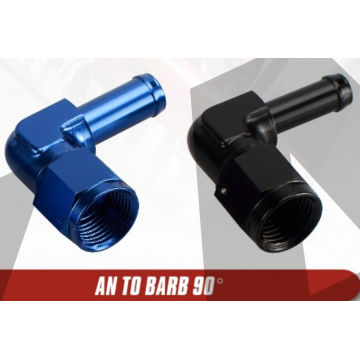 AN إلى Barb 90 زاوية