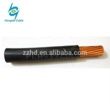 ТВТ #6 калибра многожильный медный изолированный PVC типа и thw провода