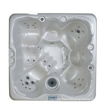 Whirlpool 6 Person Outdoor Spas Hot Tubs With 4 Seat And 2 Lounge