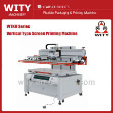 Vertical Type Screen Printing Machine
