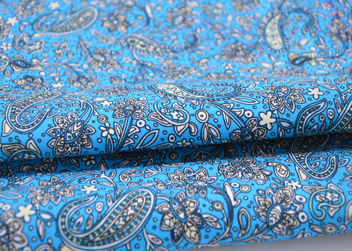 CVC fabric for garment