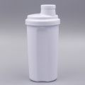 500ml new design Plastic Protein Shaker Bottle with Lid (KL-7058)
