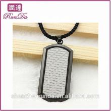 2014 оптовая alibaba мужественный ожерелье кулон