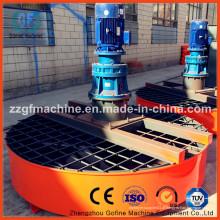 Máquina de mistura de fertilizante compósito vertical