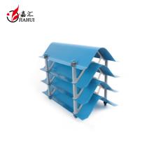 Material de PVC Drift Eliminator establecido para la torre de enfriamiento del compresor