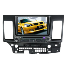 2DIN Car DVD Player Fit for Mitsubishi Lancer 2006-2013 with Radio Bluetooth TV Stereo GPS Navigation System