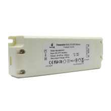 Shenzhen IP20 1500mA dimmable DALI driver 50w for led panel light