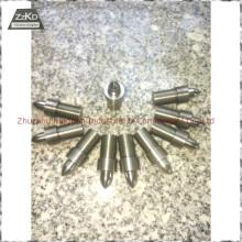 Puntas de carburo de tungsteno y puntas de carburo de tungsteno utilizadas para la perforación
