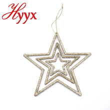 HYYX High Quality Customized Color cristmas tree decoration