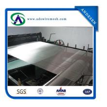 Tejido liso / armadura de sarga / tejido holandés SUS 304 malla de alambre de acero inoxidable