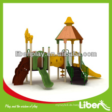 Lala Forest Serie Baby Outdoor Spielplatz Plastikfolien zum Verkauf LE.LL.004
