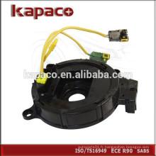 Coussin gonflable pour le volant, câble spiralé, pré-monté, horloge, ressort 56042770AF pour jeep