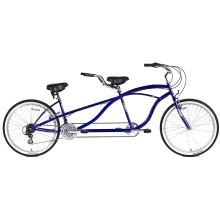 "26"" 6s Good Quality Women Beach Tandem Bike"