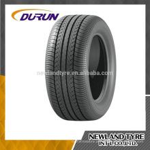 Pneu de carro A2000 padrão Durun pneus 185 / 70R14 com certificados