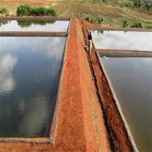 Revestimiento de estanque de máquina de soldadura de revestimiento de hdpe de 2 mm y 2,5 mm