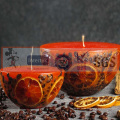 Handmade Artificial Flame Candles