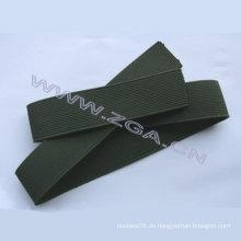 Gewebtes Gummiband, elastisches Gurtband für Kleidungsstück